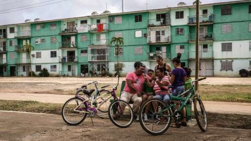 """In a small Cuban town  some 500 people from a population of 7,500 use """"Gaspar Social,"""" an illegal but tolerated answer"""