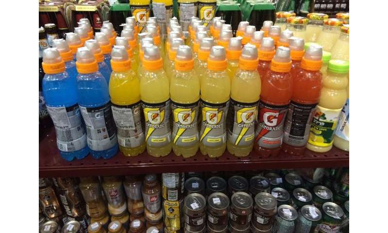 Individual choices, not family influence teenagers' non-alcoholic drink preference