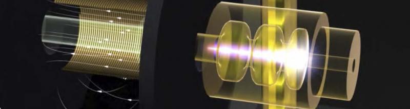 Inspecting matter using terahertz light