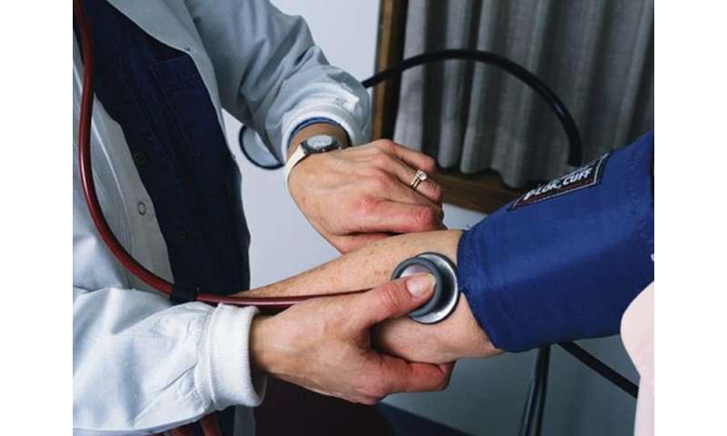Intensive BP goals reduce risk of cardiovascular events