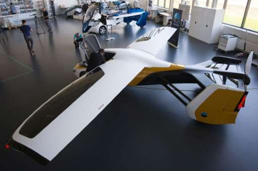 Inventors worldwide are frantically working on prototypes of cars that can fly.