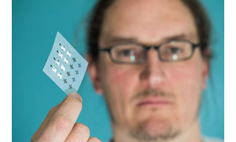 Irish researchers make major breakthrough in smart printed electronics