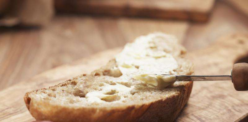Is margarine actually better for me than butter?