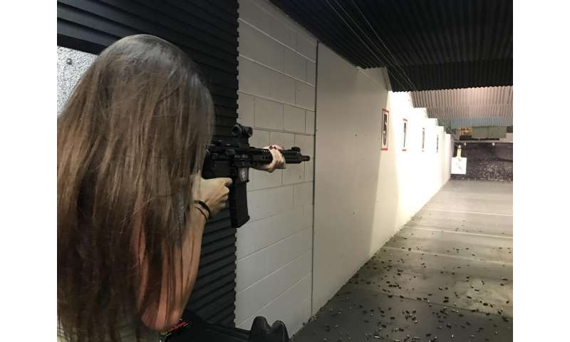 IUPUI scientists find risk of lead exposure comes from both ends of firearms
