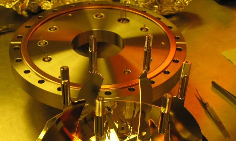 JILA spinning method confirms the electron still seems round