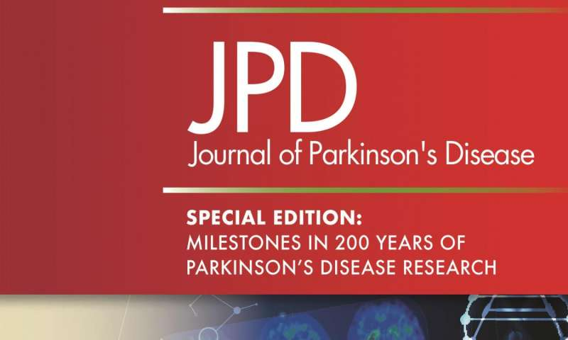 Journal of Parkinson's Disease celebrates key breakthroughs