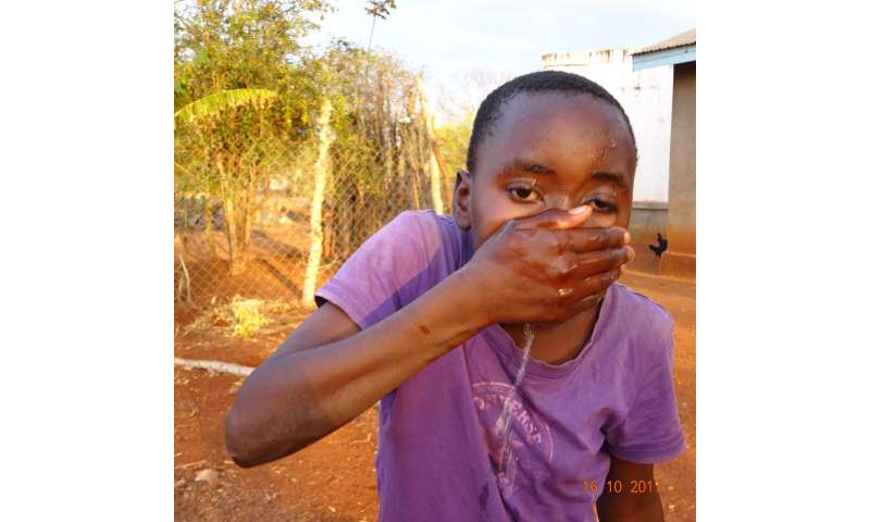 Judging a 'clean face' for trachoma