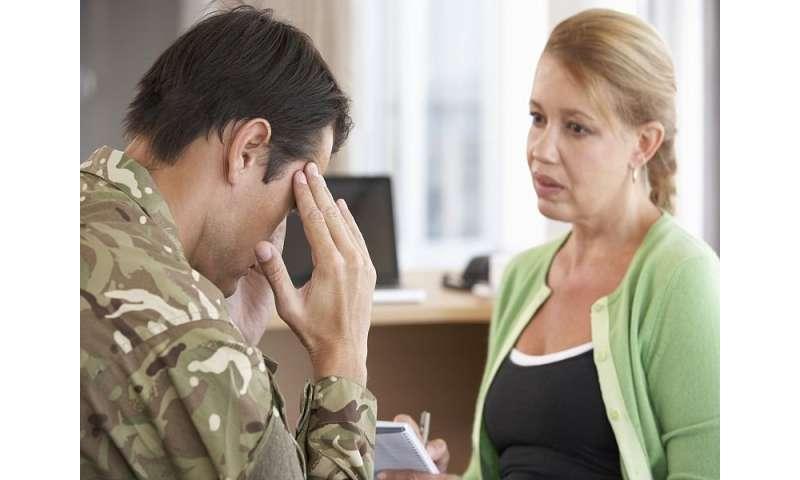 Ketamine not linked to PTSD in military trauma setting