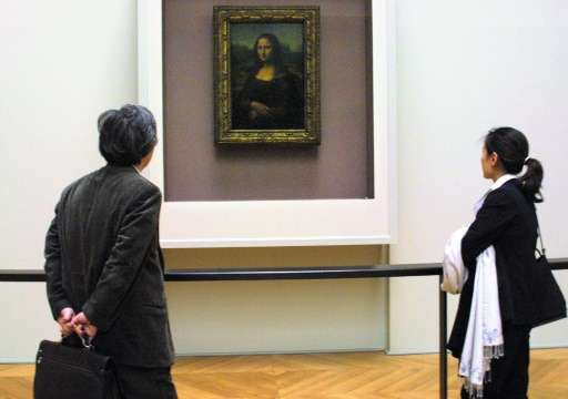 Known as La Gioconda in Italian, the Mona Lisa is often held up as a symbol of emotional enigma