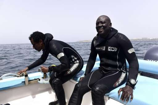 Known for his research into slaves' living conditions on Goree island, once a west African slaving post, Thiaw was approached to
