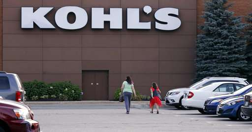 Kohl's to start accepting Amazon returns at some stores