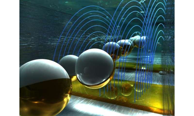 Lab on a chip could monitor health, germs and pollutants