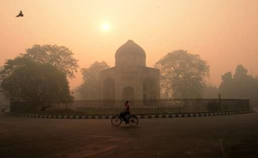 Last year, levels of PM2.5—the fine particles linked to higher rates of chronic bronchitis, lung cancer and heart disease—soared