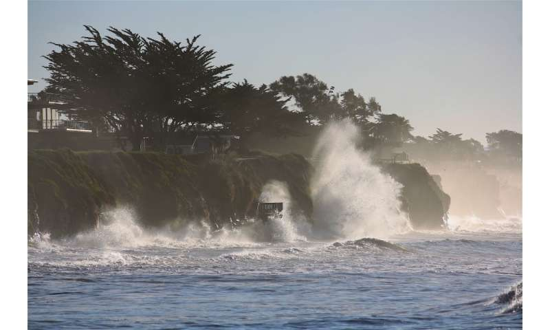 Last year's El Nino resulted in unprecedented erosion of the Pacific coastline: study