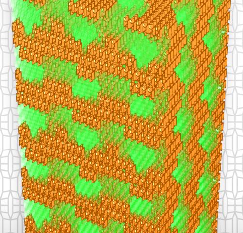 Legos and origami inspire next-generation materials