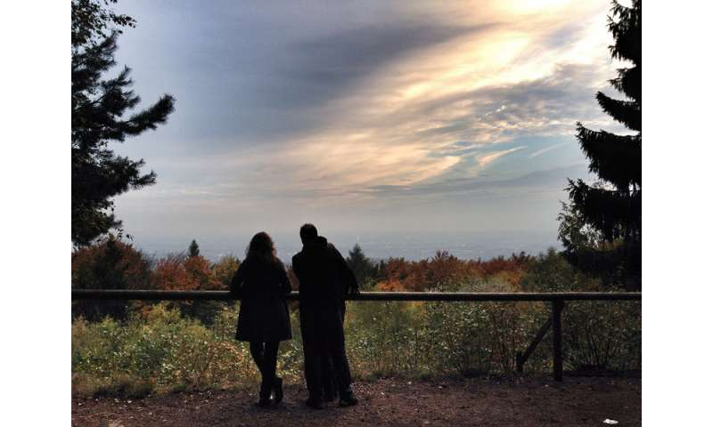 Living near a forest keeps your amygdala healthier