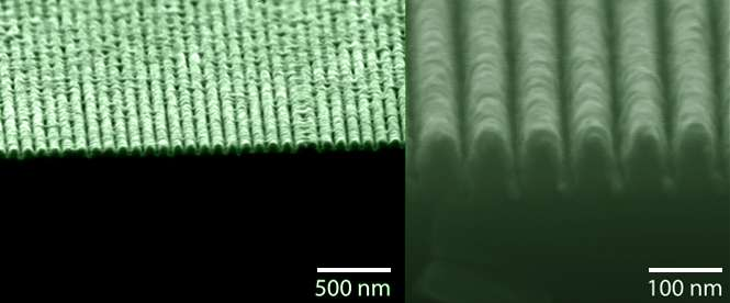 'Lossless' metamaterial could boost efficiency of lasers and other light-based devices