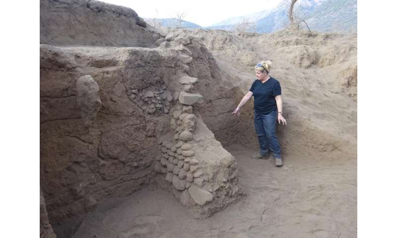 'Lost city' used 500 years of soil erosion to benefit crop farming