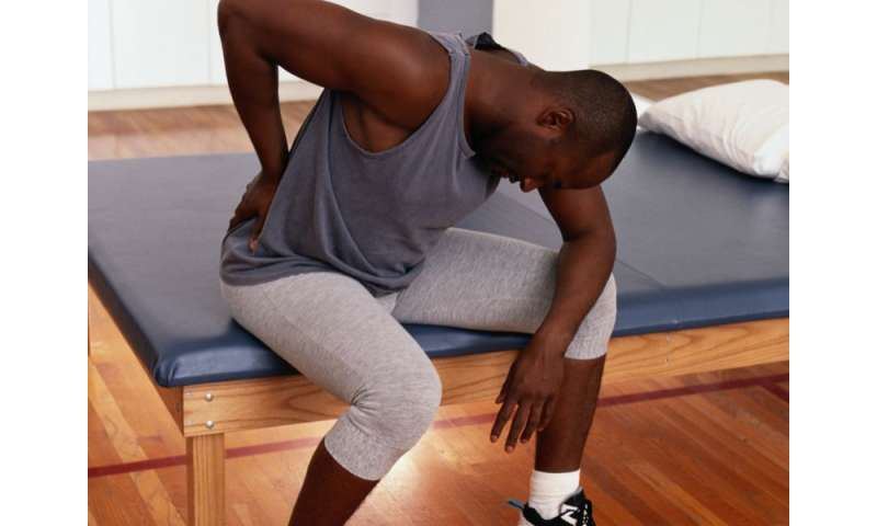 Lumbopelvic stabilization training therapeutic for LBP