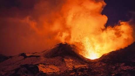 Magma reservoirs key to volcanic eruptions