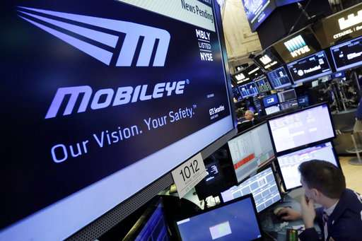 Making autonomous car play, Intel offers $15B for Mobileye (Update)