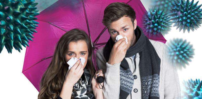 Man flu is real, but women get more autoimmune diseases and allergies