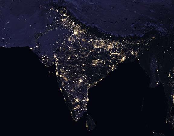 **Mapping electricity access for a sixth of the world's people