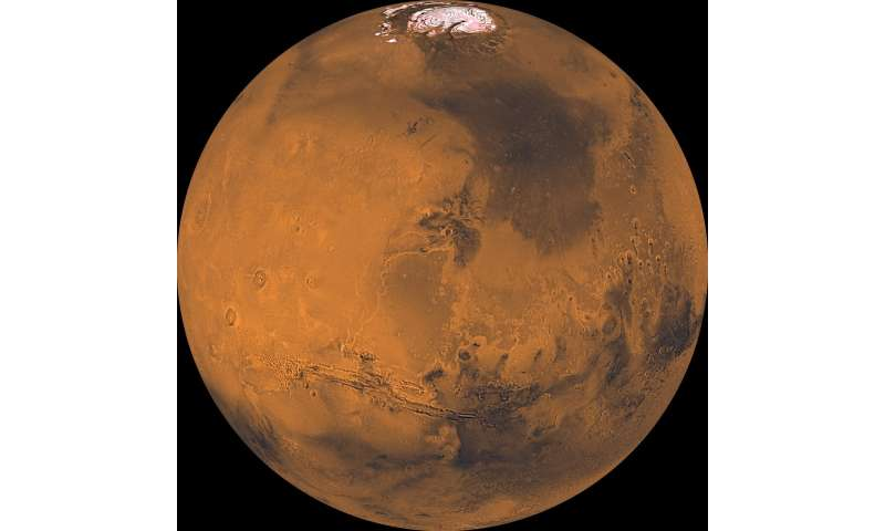 Mars and Earth may not have been early neighbors