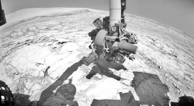 Mars rover mission progresses toward resumed drilling