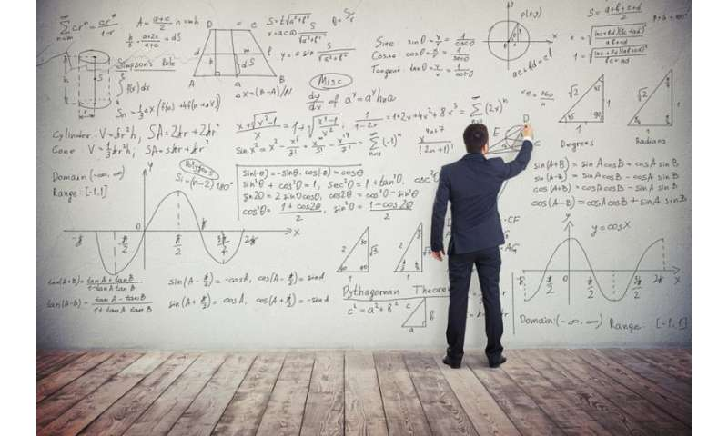 Maths—why many great discoveries would be impossible without it