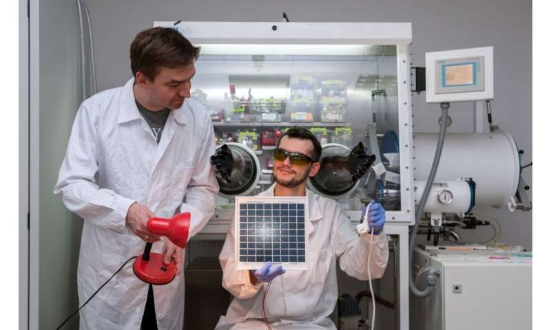 Mechanochemistry paves the way to higher quality perovskite photovoltaics