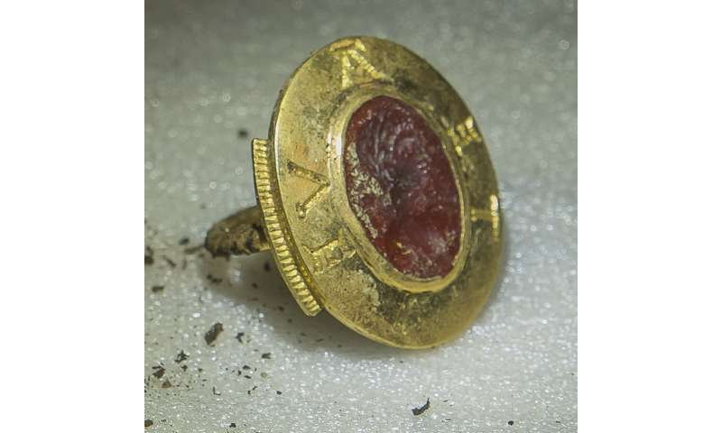 Medieval treasure unearthed at the Abbey of Cluny