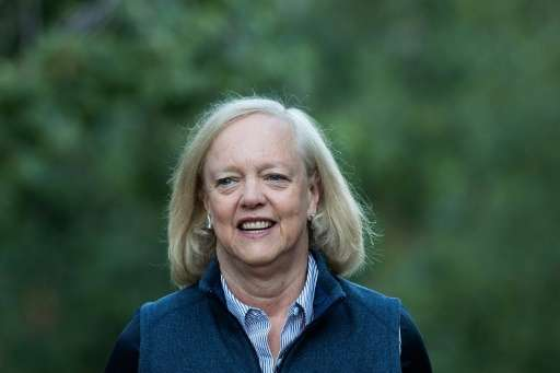 """Meg Whitman, chief executive of HP Enterprise, said, """"The secrets to the next great scientific breakthrough, industry-chang"""