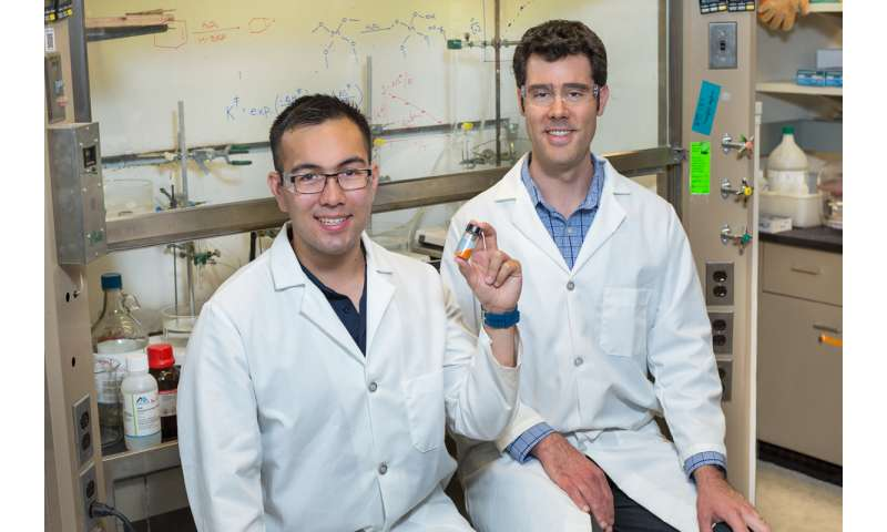 Metal-ion catalysts and hydrogen peroxide could green up plastics production