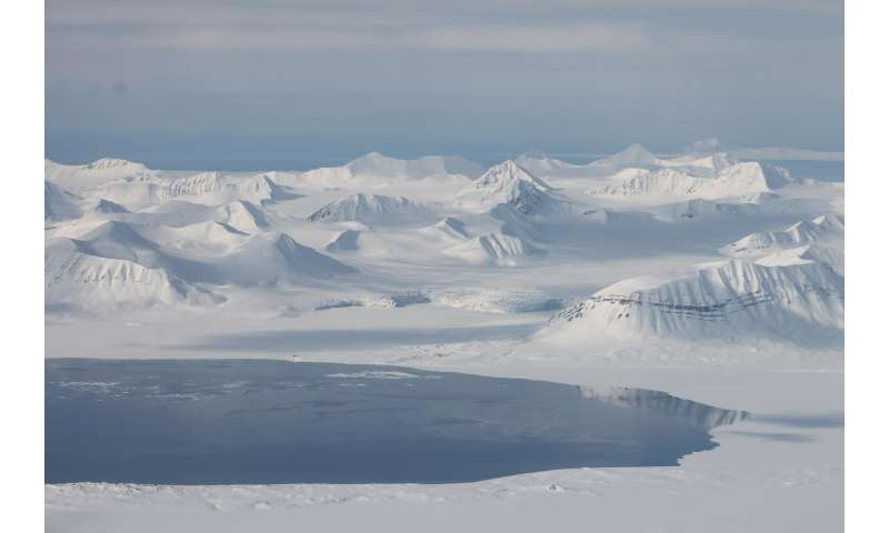 Microbial colonizers of Arctic soils are sensitive to future climate change