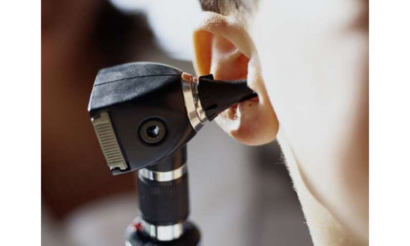 'Microbiomes' may hold key to kids' ear infections
