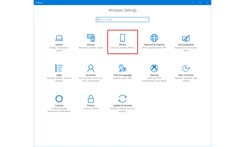 Microsoft Insider Preview Build announcements: More from Cortana, phone link