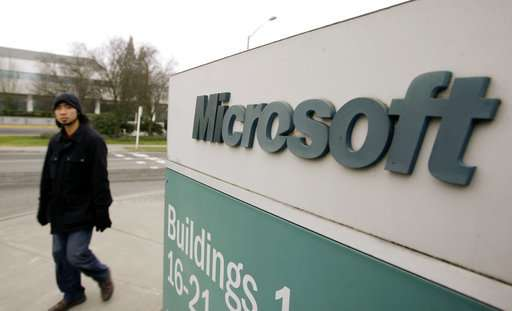 Microsoft plans to rebuild its suburban headquarters (Update)