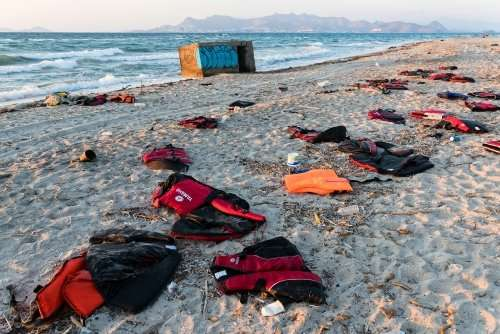 Migrant deaths are 'vastly under-reported' according to new report