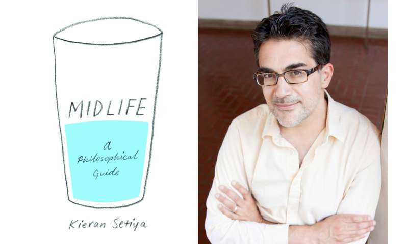 MIT philosopher's book aims to smooth the rocky road of middle age