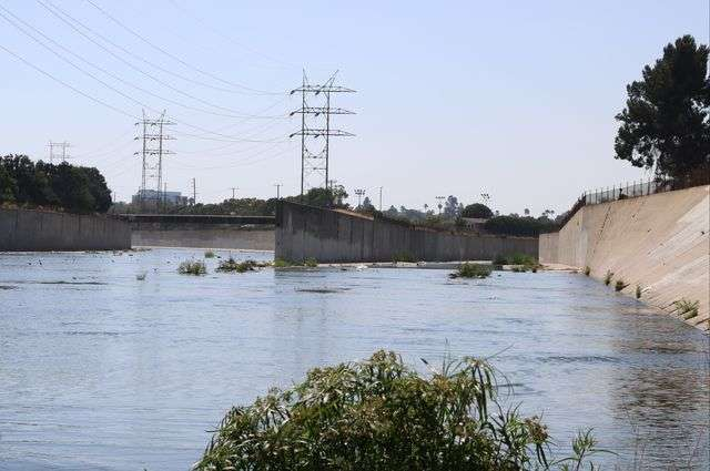 More local water for Los Angeles could mean a drier Los Angeles River