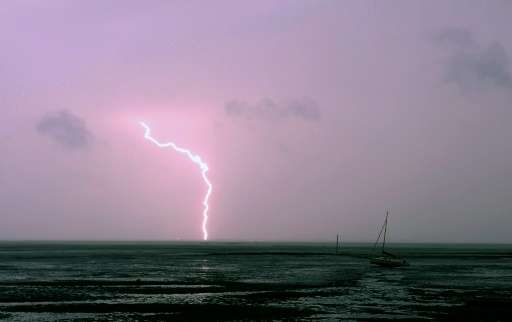 More than 200 people were killed by lightning in Bangladesh last year. Experts say climate change has exacerbated the problme an