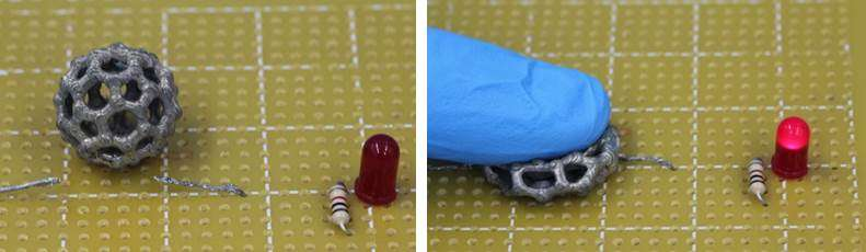 Most stretchable elastomer for 3-D printing