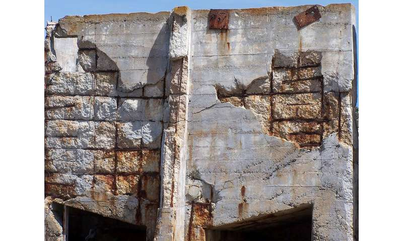 Move over, Superman! NIST method sees through concrete to detect early-stage corrosion