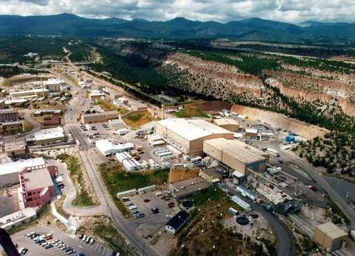 Multibillion-dollar contract for Los Alamos lab up for bid