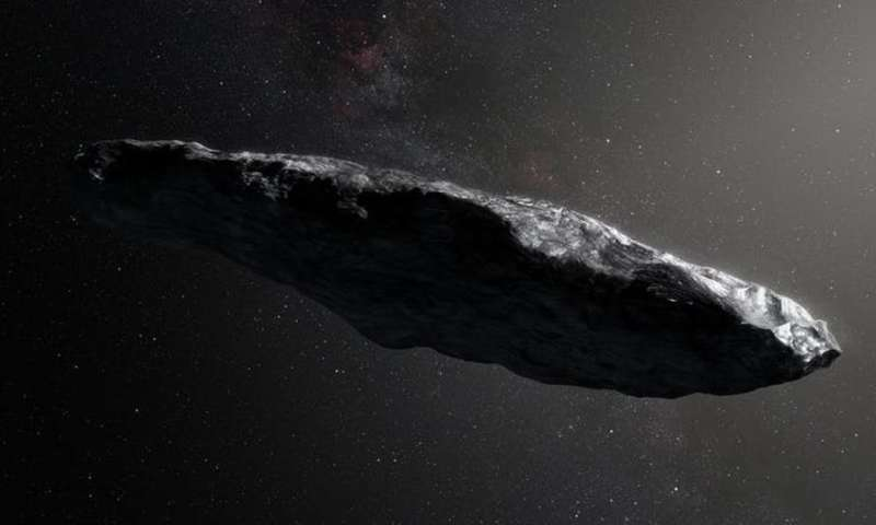 Mysterious alien cigar 'asteroid' is actually an interstellar lump of ice (not a space ship)