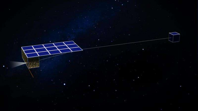 Nanosat fleet proposed for voyage to 300 asteroids