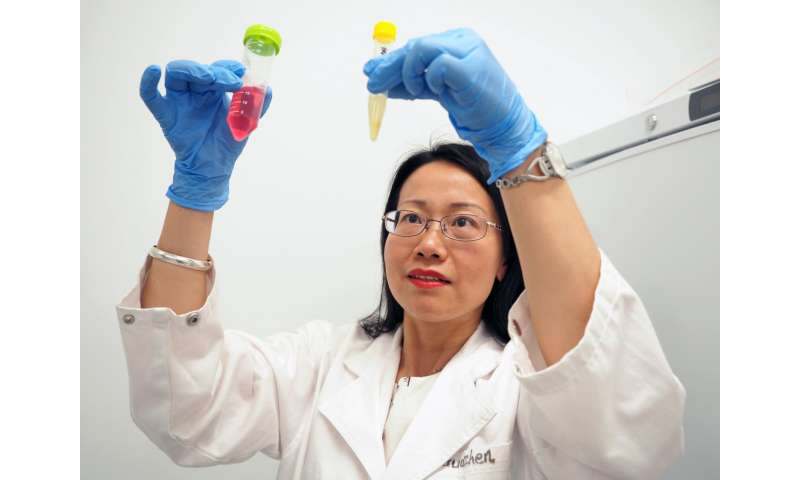 Nanoscale sensor to spot disease