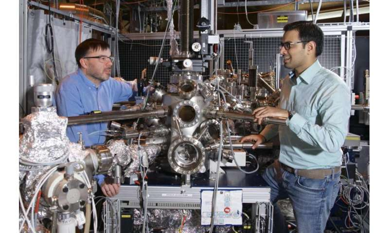 Nanotechnology enables new insights into chemical reactions