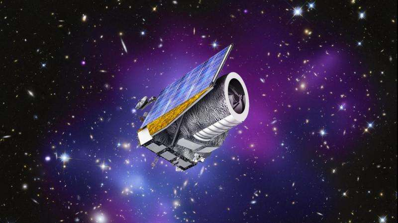NASA delivers detectors for ESA's Euclid spacecraft